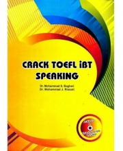 کتاب Crack toefl iBT Speaking + CD