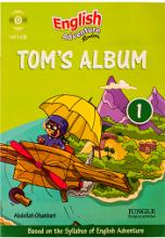 کتاب English Adventure1 Toms album