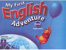 کتاب My First English Adventure Starter