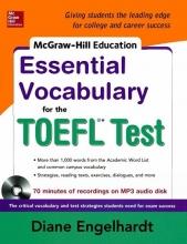 کتاب اسنشیال وکبیولری فور د تافل تستEssential Vocabulary for the TOEFL® Test+CD