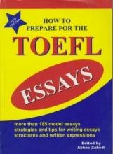 کتاب How to prepare for the TOEFL essays