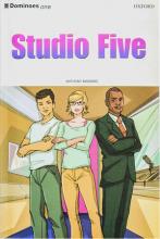 کتاب Dominoes 1 Studio Five