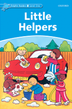 کتاب Dolphin Readers 1 Little Helpers