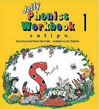 کتاب Jolly Phonics Workbook 1
