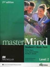 کتاب مستر مایند Master Mind 2 2nd SB+WB+3CD