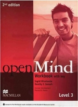 کتاب Open Mind 3 2nd SB+WB+2CD