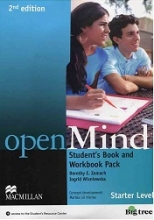 کتاب Open Mind Starter 2nd+2CD