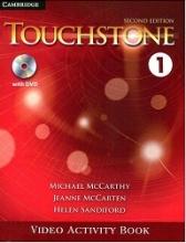کتاب فیلم تاچ استون 1 ویرایش دوم Touchstone 2nd Video 1