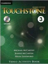 کتاب فیلم تاچ استون 3 ویرایش دوم Touchstone 2nd Video 3