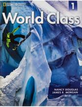 کتاب ورد کلس World Class 1 Sb+Wb+DVD