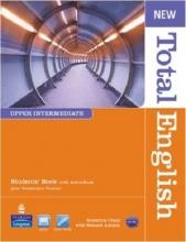 کتاب آموزشی نیو توتال انگلیش آپر اینترو New Total English upper-inter