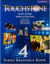 کتاب فیلم تاچ استون 4  Touchstone 4 Video Resource Book