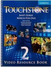 کتاب فیلم تاچ استون 2 Touchstone 2 Video Resource Book