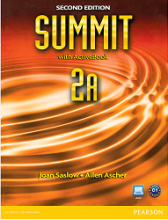 كتاب سامیت 2A ویرایش دوم Summit 2A S.B+W.B+CD