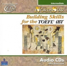 کتاب  NorthStar: Building Skills for the TOEFL iBT, Intermediate