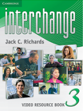 کتاب Interchange 4th 3 video Resource Book