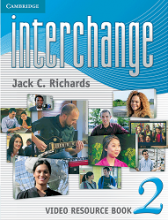 کتاب Interchange 4th 2 video Resource Book