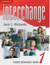 کتاب Interchange 4th 1 video Resource Book