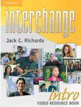 کتاب Interchange 4th Intro video Resource Book