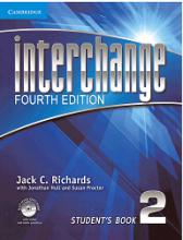 کتاب اینترچنج 2 ویرایش چهارمInterchange 2 (4th) Sb+Wb+CD