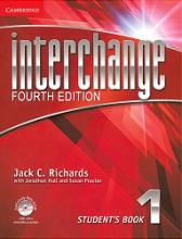 کتاب اینترچنج 1 ویرایش چهارمInterchange 1 (4th) Sb+Wb+CD