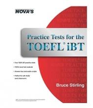 کتاب زبان نووا پرکتیس تستس فور د تافل آی بی تی NOVA: Practice Tests for the TOEFL iBT