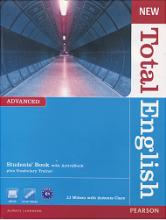 کتاب نیو توتال انگلیش ادونسد New Total English advanced