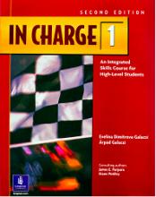 کتاب In Charge 2nd 1 Student Book
