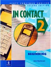 کتاب In Contact 2 Student Book 2nd Edition