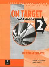 کتاب On Target 2 Work book 2nd Edition