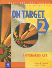 کتاب On Target 2 Student Book 2nd Edition