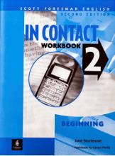کتاب In Contact 2 Work book 2nd Edition