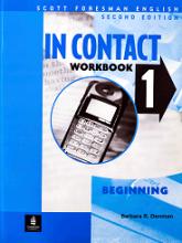 کتاب In Contact 1 Work book 2nd Edition