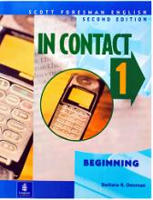 کتاب In Contact 1 Student Book 2nd Edition
