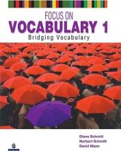 کتاب فوکوس آن وکبیولری Focus on Vocabulary 1