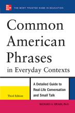 کتاب Common American Phrases in Everyday Contexts 3rd Edition