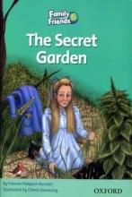 کتاب Family and Friends Readers 6:The Secret Garden