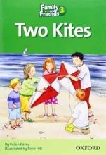 کتاب Family and Friends Readers 3:Two Kites