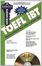 کتاب TOEFL iBT Pass Key with CD