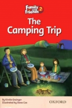 کتاب Family and Friends Readers 2:The Camping Trip
