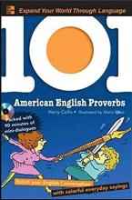 کتاب 101American English Proverbs