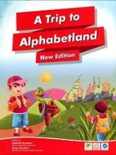 کتاب A Trip To Alphabet land New+CD