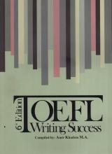 کتاب Toefl Writing Success 6th امیر خادم