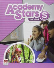 کتاب Academy Stars Starter Pupils Book+WB+CD