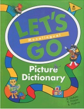 کتاب Lets Go Picture Dictionary
