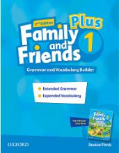 کتاب فمیلی اند فرندز پلاس 1 ویرایش دوم Family and Friends Plus 2nd 1+CD