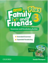 کتاب فمیلی اند فرندز پلاس 3 ویرایش دوم Family and Friends Plus 2nd 3+CD