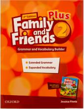 کتاب فمیلی اند فرندز پلاس ویرایش دوم Family and Friends Plus 2nd 2+CD