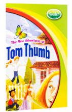 کتاب Hip Hip Hooray 4 Readers BookTom Thumab
