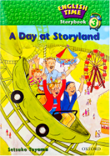 کتاب English Time Storybook 3 A Day at Storyland